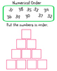 10 Numerical Order Printables