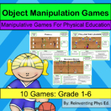 10 Phys Ed Games: Physical Education Games: Improve Coordination!