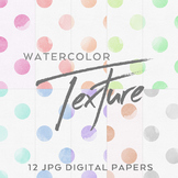 10 Pastel Dot digital backgrounds