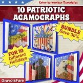 10 Patriotic Activities and Crafts: Patriotic Holidays BUN
