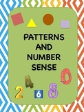1.0 Patterns and Number Sense Cover