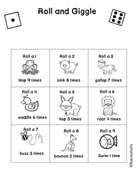 10 Pets Please! Math Reading Mini Book with extension activities