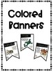 10 Plagues Banners in Color and Black & White ~combo pack~