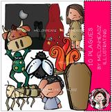 10 plagues clip art - Bible - COMBO PACK - Melonheadz clipart