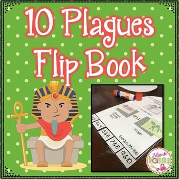 10 Plagues {Flipbook}
