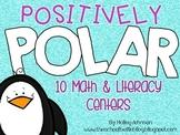 10 Polar Math and Literacy Center Activities for Winter (arctic and antarctic)