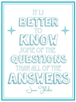 10 Precept Quotation Posters from Wonder (by R.J. Palacio)