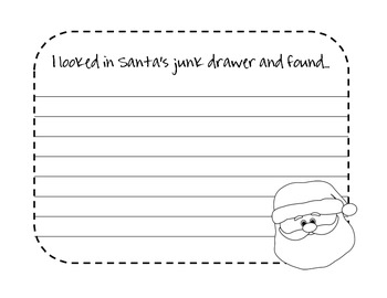 10 Printable Holiday Creative Writing Prompts