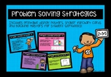10 Problem Solving Strategies display