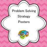 10 Problem Solving Strategy Posters