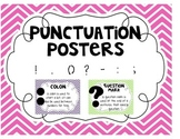 Punctuation Posters- 10 Punctuation Marks