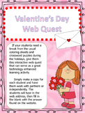 Valentine's Day Web Quest