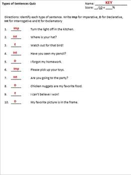 25 Quick Grammar Quizzes - No Hassle Assessments