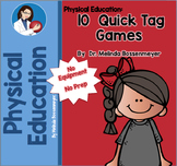 10 Quick Tag Games (No Equipment Needed)