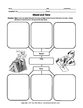 10 READERizers (Graphic Organizers for Literature and Reading)