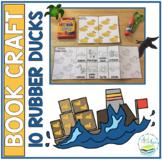 10 RUBBER DUCKS FREE BOOK CRAFT