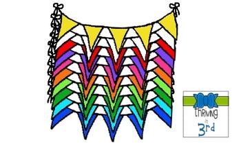 10 Rainbow Buntings