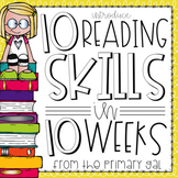 10 Reading Skills in 10 Weeks {a Reading Comprehension Unit}