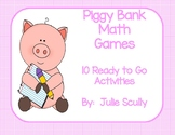 10 Ready to Use Piggy Bank Games