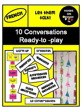 10 Ready-to-play conversations and skits
