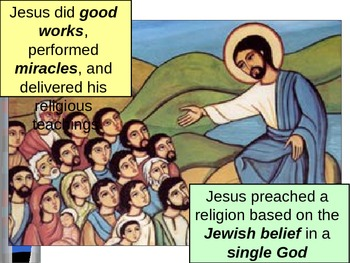 UNIT 2 LESSON 5. Rome and the Rise of Christianity POWERPOINT