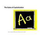 10 Rules for Capitalization