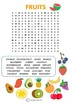10 SHEETS OF WORDSEARCH