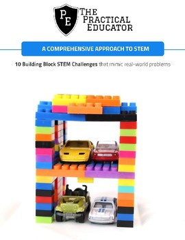 10 STEM Building Block Challenges that Mimic Real World Problems