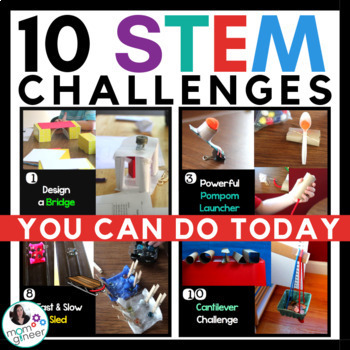 STEM Activities - 10 STEM Challenges