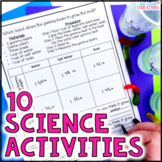 10 Science Activities: Science Experiments | At Home Learning