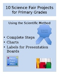 10 Science Fair Projects for Primary Grades
