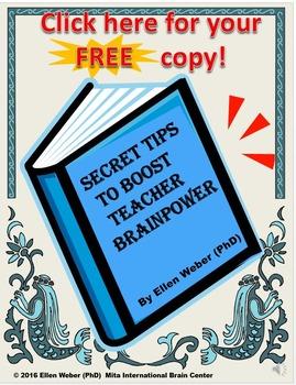 10 Secret Tips to Teacher Brainpower