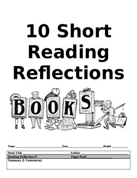 10 Short Reading Reflections