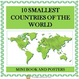 10 Smallest Countries of the World