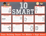 10 Smart Team-Building Games