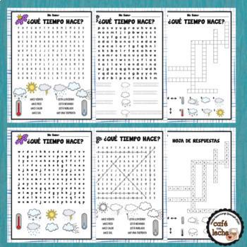 12 Sopas de letras (Word Search Puzzles Bundle)