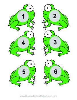 10 Speckled Frogs