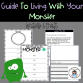 Steps to Living With Your Monster Fun Writing Activities
