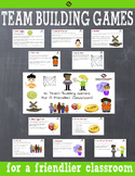 10 Team-Building Games For A Friendlier Classroom