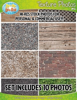 10 Textures Set 1 Stock Photos Pack — Includes Commercial
