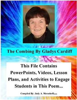The Combing by Gladys Cardiff Teacher Supplemental Resources Fun Engaging
