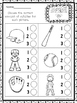 10 Themed How Many Syllables Worksheets.  K-1st Grade Literacy Worksheets.