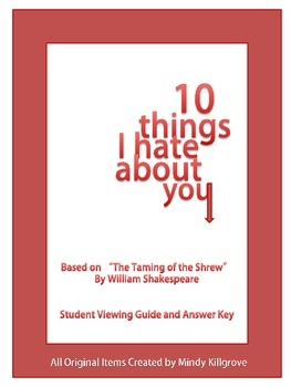10 Things I Hate About You: Movie Guide