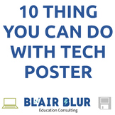10 Things You Can Do With Technology Poster