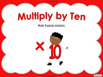 Multiply by Ten