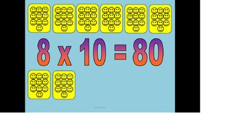 10 Times Tables and Division Package