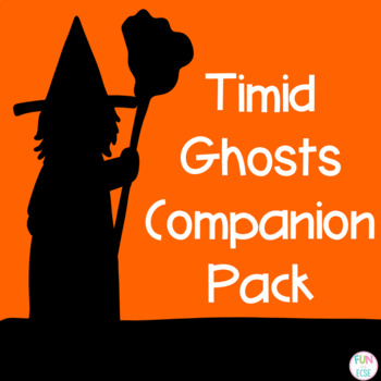 10 Timid Ghosts Companion Pack