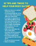 10 Tips and Tricks To Help Your Picky Eater