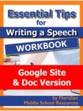 10 Tips for Writing a Speech ****Google Apps Version****