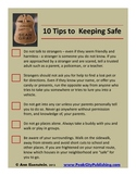 10 Tips to Staying Safe